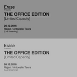 Reject @Erase ''The Office Edition'' 26-12-2016