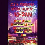 NYE Guest Mix For CJ Beatz on 1Xtra