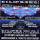 Ltj Bukem - Eclipse x Back in the Day Live 20.03.1993