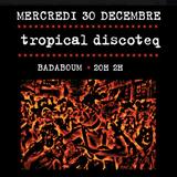 tropical discoteq pre NYE 16