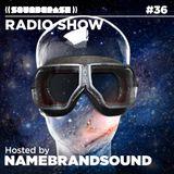Soundcrash Radio Show - Episode 36 - June 2015 - NameBrandSound