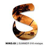 Niko.Gi - Summer 016 Mixtape - house