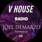 V HOUSE Radio 035   Joel DeMarzo