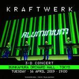 Kraftwerk - Bunkamura Orchard Hall, Tokyo, 2019-04-16