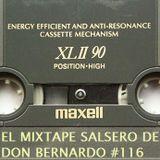 El Mixtape Salsero de Don Bernardo - Emisión #116
