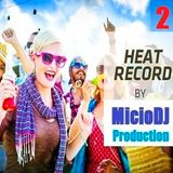 "Heat Record N° 2  '70 '80 """"""With TRACKLIST"""""""