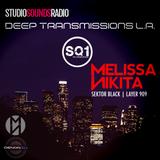 MELISSA NIKITA, FEBRUARY 2019 | StudioSoundsRadio.com | Deep Transmissions LA LIVESET
