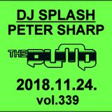 Dj Splash (Peter Sharp) - Pump WEEKEND 2018.11.24.