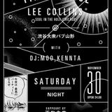 2013/11/30土曜 Time&Space@渋谷パブ山形 guest: Lee Collins(soulinthehall from chicago) DJ:MOO&KENNTA