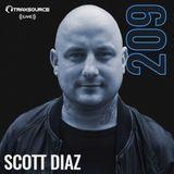 Traxsource Live With Scott Diaz