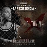 Dj Toñin @ La Resistencia (Fabrik, 31-08-19)