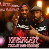 Reggae Tuesday Ladys Special on Vibesfm.net 11.03.14