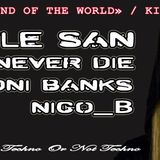 """Yoni Banks @ kingdom club-21.12.12- """"The en of the wolrd"""" special guest: GAYLE SAN"""