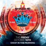 DJ Knox the MD guest set on Sway in the Morning 10/16/15