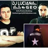 Dj Lucian&Geo-Best Festival Party Mix January 2019(Guest Mix-Will Fast)@OnlineDJRadio