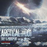 ARCTICAL PODCAST #01 (Prospero & Trey) Live On London Nation FM
