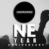 1 Year of Undrgrnd 02.06.2017