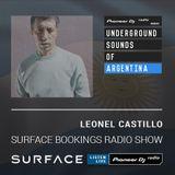 Surface Bookings Radio - Leonel Castillo #001 (Underground Sounds of Argentina)