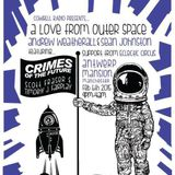 The Eclectic Circus Live Warm Up Set: A Love From Outer Space: 6th February 2015