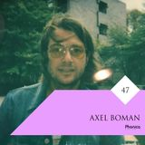 Phonica Mix Series 47: Axel Boman