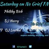 Philthy'z Sexy Saturday Night Slot on No Grief FM - September 16th 2017