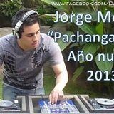 Jorge Molina (pachanga mix Año nuevo 2013)