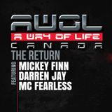 A.W.O.L. Live in Toronto '13 - Vol. 1 - Darren Jay & MC Fearless