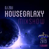 Dj Zoli - Housegalaxy MixshoW 2019 February