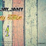 Deejay-jany - Remix Station 1 (2017)