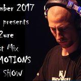 RAVE EMOTIONS RADIO SHOW (13RaVeR) - 22.11.2017. Sei2ure Guest Mix @ RAVE EMOTIONS