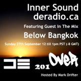 Inner Sound - DE Radio - September 2015 - Below Bangkok Guest Mix