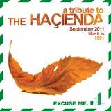 A tribute to the Haçienda (DJ mix) - October 2011