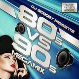 DJ Scooby - 80's vs 90's Mix Vol 1 (Section The 80's Part 2)