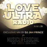 Love Ultra Radio on Music Life Social June 2015