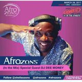 Live on Chicago's Power 92 Afrozon Show - March 25th
