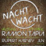 Rupert Harvey & JLN @ Nachtwacht 25-04-2014