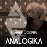 Analogika Part 1 by Carrie Cooper