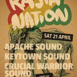 Apache Sound @ Rasta Nation #22 (Apr 2012) part 1/7