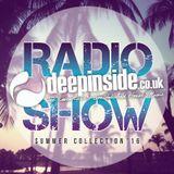 DEEPINSIDE RADIO SHOW 123 (Summer Collection 2016)