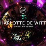Charlotte de Witte @ La Rotonde Stalingrad for Cercle  16-01-2017