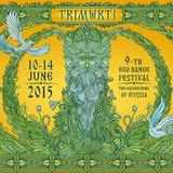 DJ Tuatara - Trimurti Festival (futuristic chillout mix) - 2015