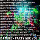 DJ Mike Le Doktor - Party Mix Vol 1 (Section 2017)