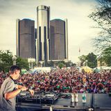 Bonobo - live at Movement Festival 2014, MOOG Stage, Detroit - 26-May-2014