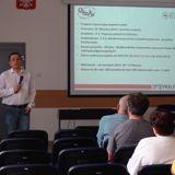 Spotkanie informacyjne 4 czerwca 2013 - Przemysław Duda mówi o projekcie efizyka