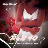 R&B 40 snippet mix