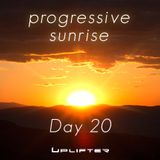 Progressive Sunrise - Day 20