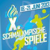 der Strubinator - X. Schmalympics - FH Schmalkalden 19.06.2013