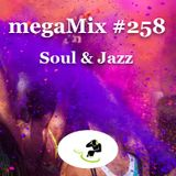 megaMix #258 Soul and Jazz