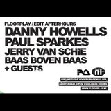 Danny Howells - Live @ Floorplay, Club NL, Amsterdam (Edit Festival Afterparty) 30.05.2015 Part 1