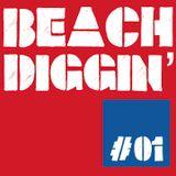 Beach Diggin' Hamburg #01